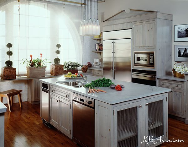 Portfolio eclectic kitchen kb associates for Kitchen ideas eclectic