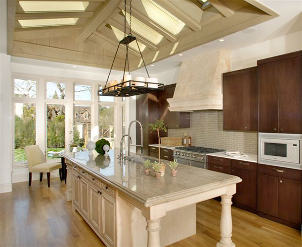 Portfolio country french inspired traditional kitchen for Building a new kitchen